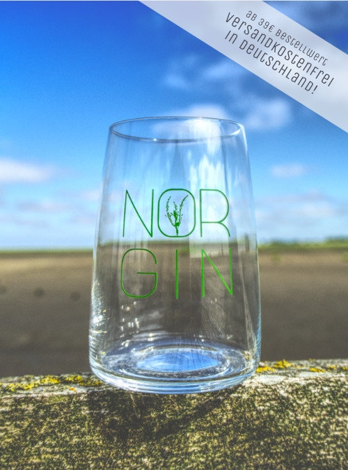 Das NORGIN Longdrink-Glas ist jetzt versandkostenfrei ab 39 Euro!