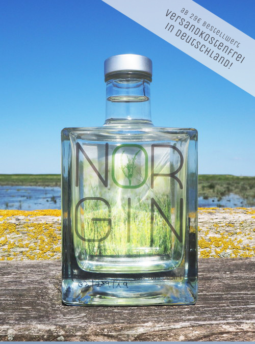 NORGIN London Dry Gin versandkostenfrei