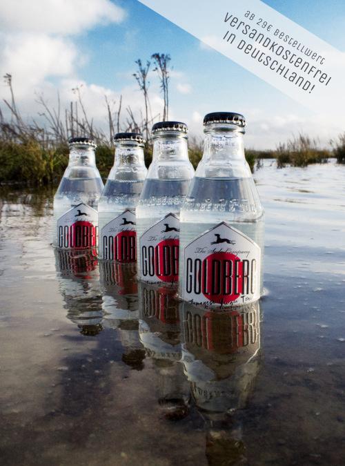 Goldberg Japanese Yuzu Tonic Water